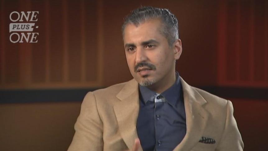 British counter-extremism activist Maajid Nawaz speaks to One Plus One
