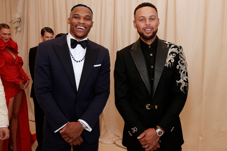 , In pictures: How the world's sporting stars stole the spotlight at the Met Gala, The World Live Breaking News Coverage & Updates IN ENGLISH
