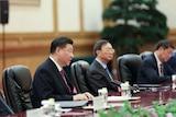 习近平在2013年当选国家主席后不久宣布了一带一路战略。
