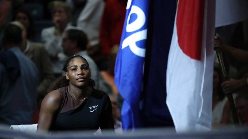 The trio of code violations that cost Serena Williams a game.