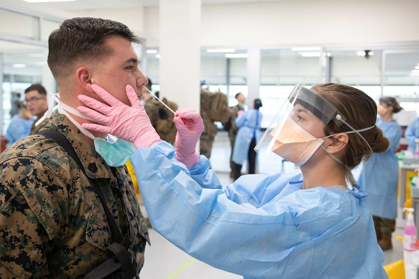 Thousands of US marines to touch down in Darwin before June 2021 - ABC News