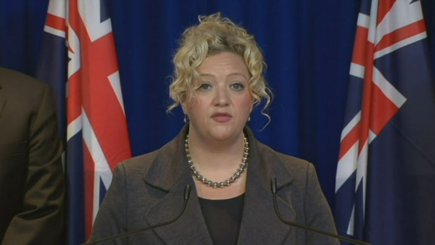 Victoria's Health Minister Jill Hennessy reveals details of hospital probe