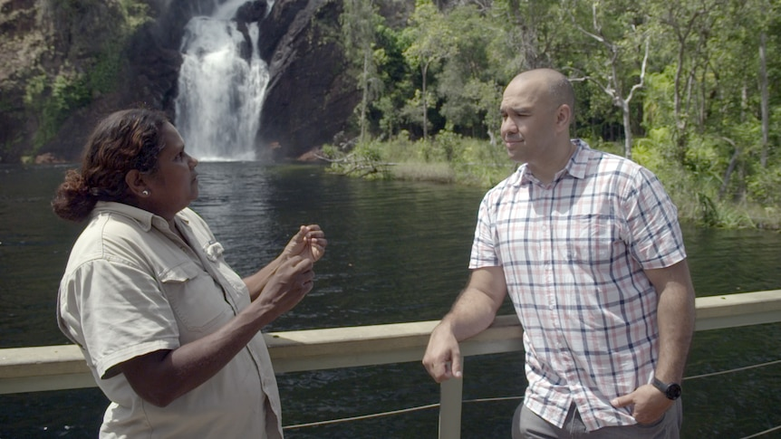 'She's breaking down those stereotypes': This tourism operator wants you to see the real NT