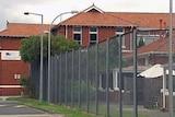 Outside forensic hospital Thomas Embling Hospital, Victoria
