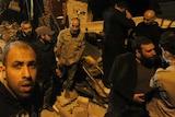 Twin suicide bombing in Burj al-Barajneh