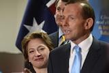 Sophie Mirabella and Tony Abbott
