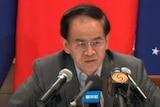 中国驻澳大使成竞业谈中澳关系。