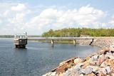 Darwin River Dam.