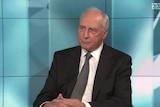 Paul Keating is interviewed on 7.30