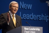 Opposition Leader Kevin Rudd launched a sustained attack on the Government's WorkChoices legislation and promised to abolish it if elected.