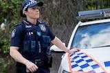 Acting Sergeant Larissa Shaw is domestic violence coordinator for Logan