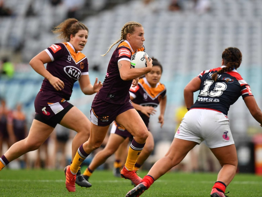 NRLW expands to six teams with inclusion of Parramatta, Newcastle and Gold Coast