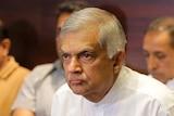 Sri Lanka ousted Prime Minister Ranil Wickremesinghe