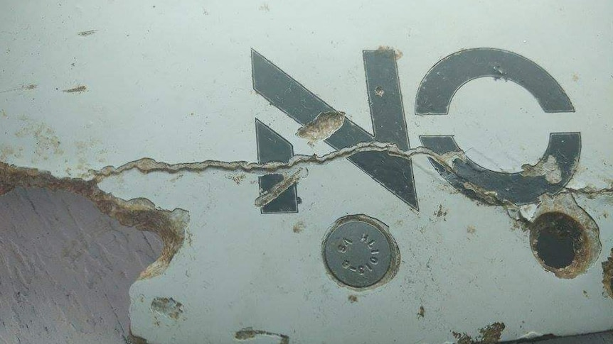 Possible MH370 wreckage