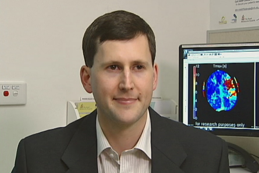 Dr Bruce Campbell said one of the key features of the study was advanced brain imaging.