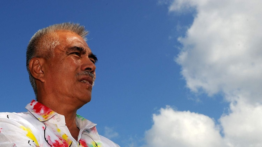 'We're running out of time': close coal mines says Kiribati's Anote Tong