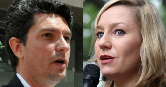 Scott Ludlam and Larissa Waters were forced to resign