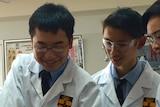 Sydney students who recreated key Daraprim ingredient