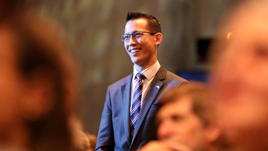 NSW mathematics teacher Eddie Woo named Australia's Local Hero for 2018