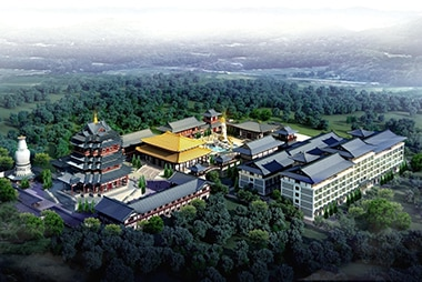 Artist's impression of Chappypie China Time