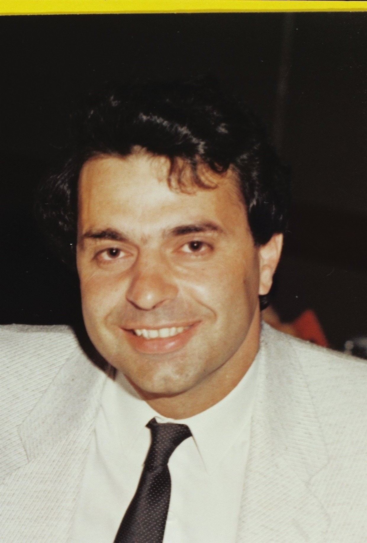An archive image of Christopher Phillips