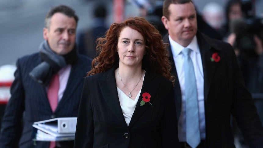 Hacking trial hears evidence of payments to police