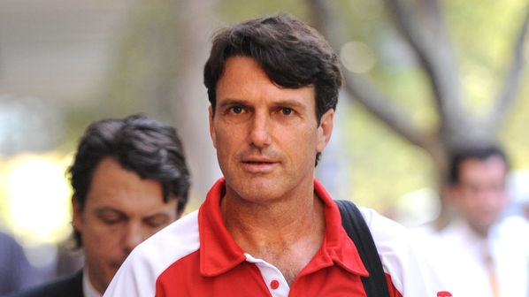 Baffled... Paul Roos the Kangaroos have suddenly changed their tune. (File photo)
