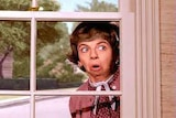 Gladys Kravitz from Bewitched