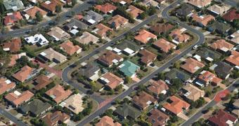 Brisbane's urban sprawl generic