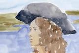 Illustration of Mary Ann Bugg