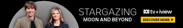 Stargazing: the moon and beyond