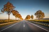 A generic road