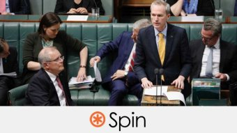 david coleman's claim is spin