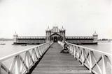 The Perth City Baths, c1899.