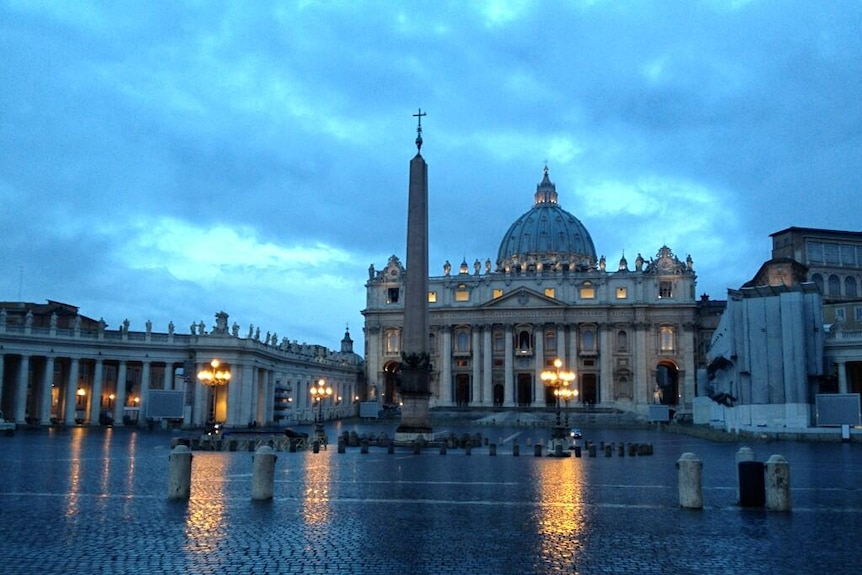 The sale of indulgences helped pay for the rebuilding of Saint Peter's Basilica in Rome.