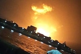Explosion on submarine in Mumbai leaves sailors trappe