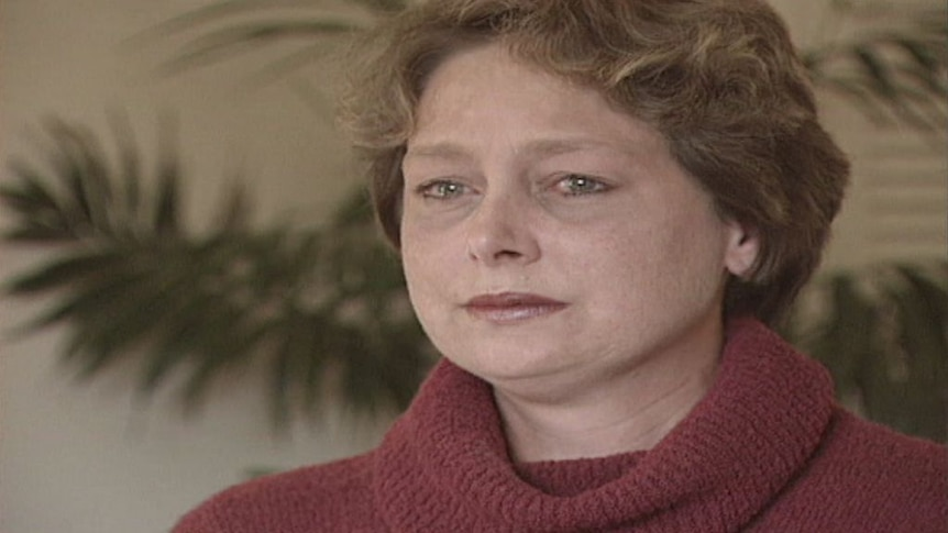 Lynne Beavis interviewed by 7.30 two days after the Port Arthur massacre