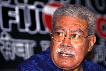 Fijian Prime Minister Laisenia Qarase is facing threats of a military coup.