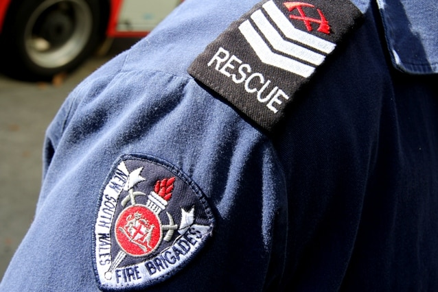 NSW Fire and Rescue generic uniform logo