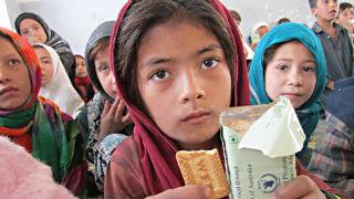 Afghan food aid