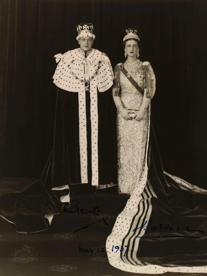 Prince George, Duke of Kent (1902-42) and Princess Marina of Greece and Denmark (1906-68)
