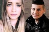 A selfie of Genoa bridge collapse victim Stella Boccia and Carlos Jesus Erazo Trujillo