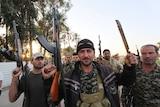 Iraq pushing back Islamic State militants