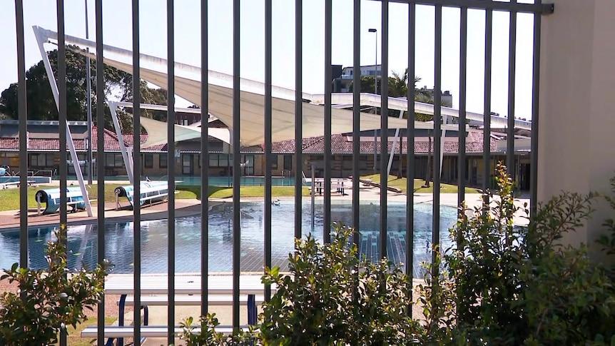 The Granville Centre swimming pool