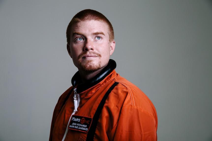 Josh Richards astronaut
