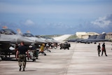 Anderson Air Base in Guam