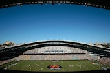 A general view of the Sydney Football Stadium