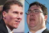 Cory Bernardi and George Christensen
