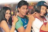 Shah Rukh Khan film poster