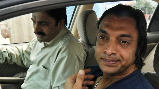 Shoaib Akhtar banned for five years